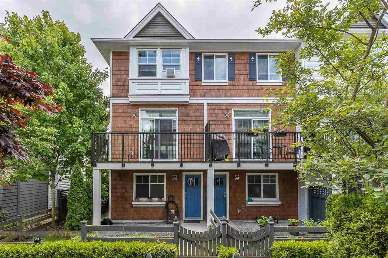 """Main Photo: 8 14905 60 Avenue in Surrey: Sullivan Station Townhouse for sale in """"The Grove at Cambridge"""" : MLS®# R2585585"""