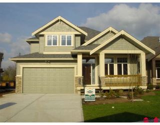 """Photo 1: 21171 83B Avenue in Langley: Willoughby Heights House for sale in """"Yorkson"""" : MLS®# F2721888"""