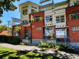 Photo 1: 13 60 Dallas Rd in VICTORIA: Vi James Bay Row/Townhouse for sale (Victoria)  : MLS®# 818335