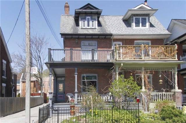 Main Photo: 404 Wellesley St, Toronto, Ontario M4X1H6 in Toronto: Semi-Detached for sale (Cabbagetown-South St. James Town)  : MLS®# C3483985