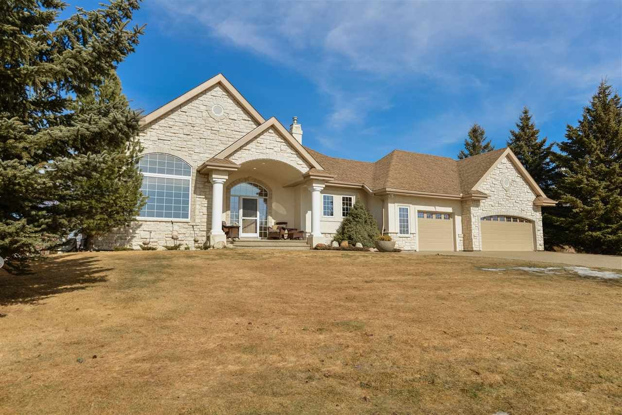 Main Photo: : Rural Parkland County House for sale : MLS®# E4233448