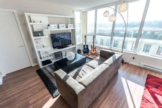 """Photo 3: 405 2200 DOUGLAS Road in Burnaby: Brentwood Park Condo for sale in """"AFFINITY"""" (Burnaby North)  : MLS®# R2134471"""