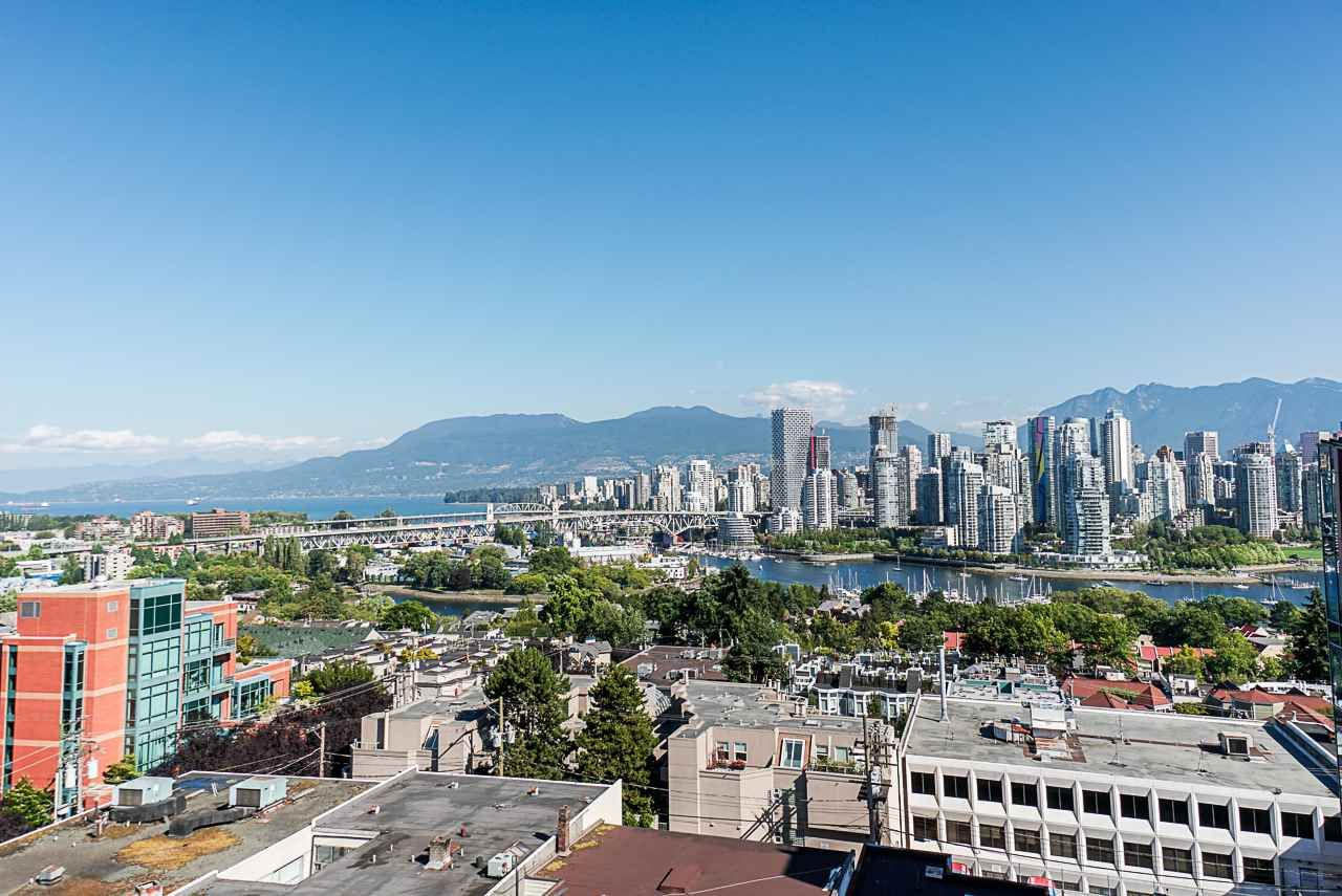 """Main Photo: 1107 1068 W BROADWAY in Vancouver: Fairview VW Condo for sale in """"The Zone"""" (Vancouver West)  : MLS®# R2489887"""