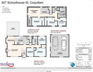 Photo 2: 507 SCHOOLHOUSE Street in Coquitlam: Central Coquitlam House for sale : MLS®# R2613692