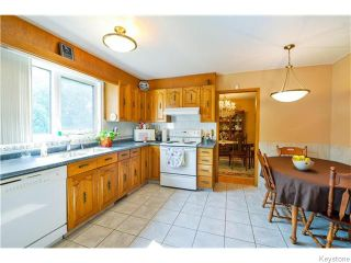 Photo 8: 4630 Roblin Boulevard in Winnipeg: Residential for sale (1F)  : MLS®# 1623995