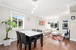 Photo 3: 406 4025 NORFOLK Street in Burnaby: Central BN Townhouse for sale (Burnaby North)  : MLS®# R2577324