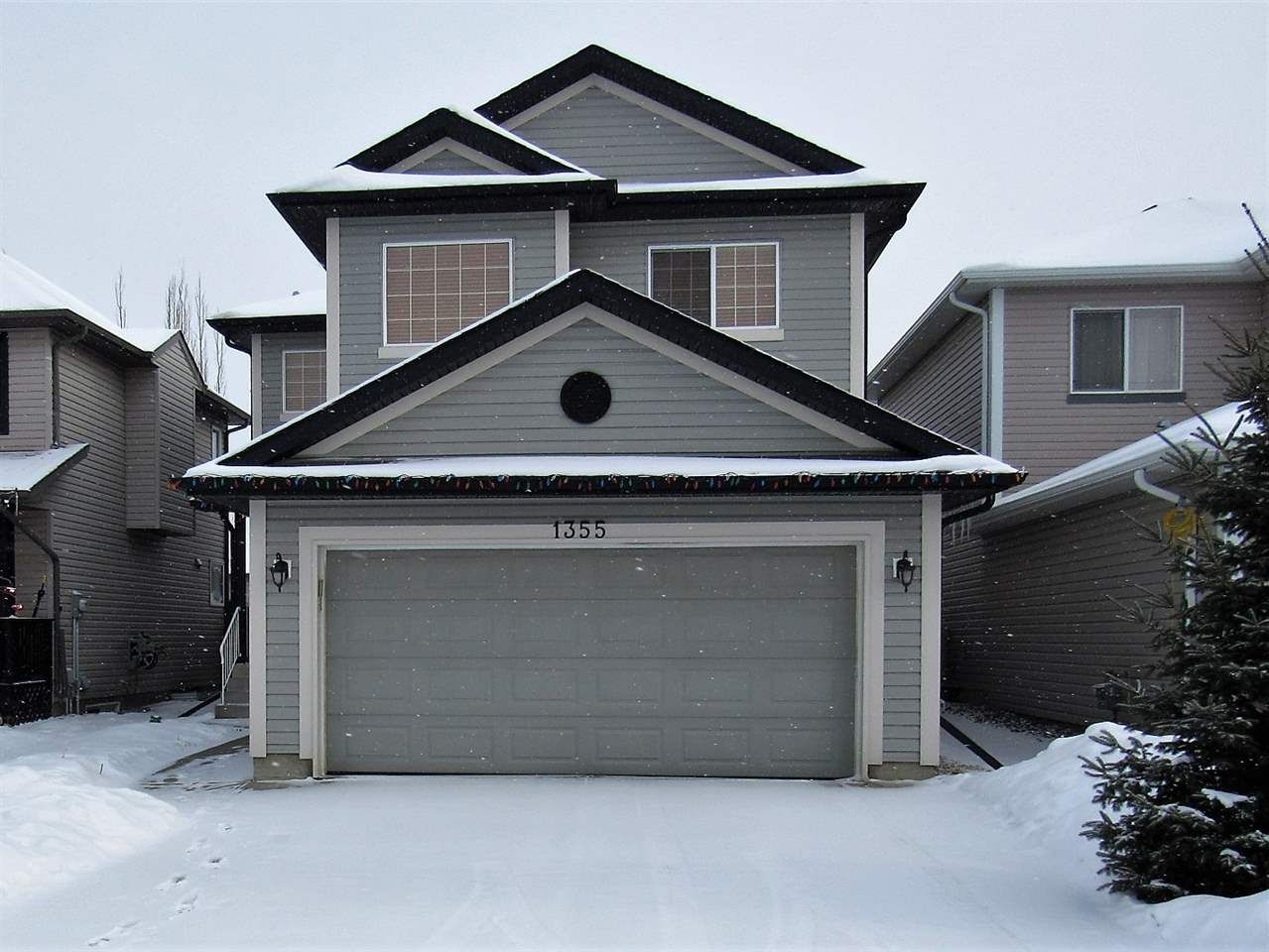 Main Photo: 1355 118A Street SW in Edmonton: Zone 55 House for sale : MLS®# E4228067