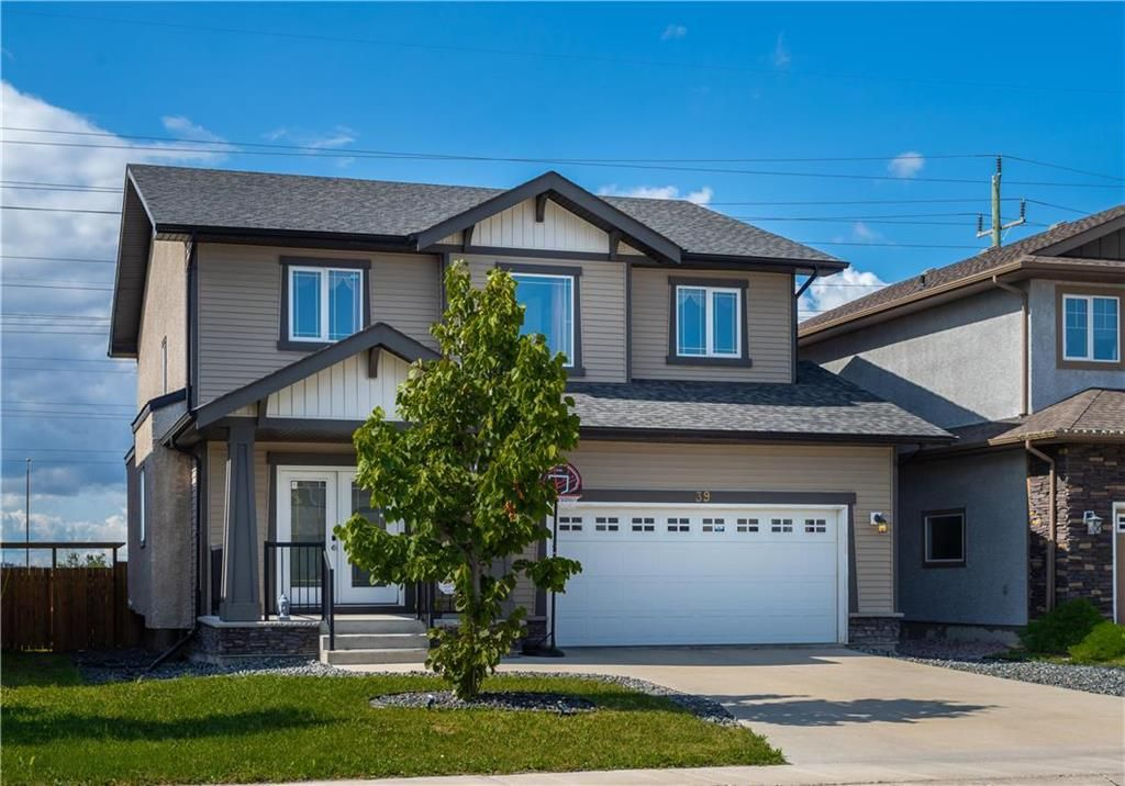 Main Photo: 39 Abbeydale Crescent in Winnipeg: Bridgwater Forest Residential for sale (1R)  : MLS®# 202018398