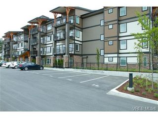 Photo 1: 403 286 Wilfert Rd in VICTORIA: VR Six Mile Condo for sale (View Royal)  : MLS®# 645295