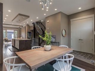 Photo 3: 407 22 Avenue NW in Calgary: Mount Pleasant Semi Detached for sale : MLS®# A1098810