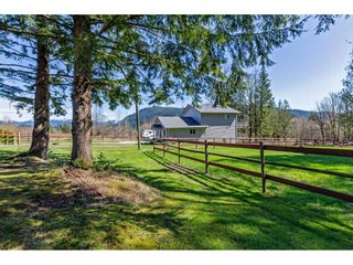 """Photo 29: 30886 DEWDNEY TRUNK Road in Mission: Stave Falls House for sale in """"Stave Falls"""" : MLS®# R2564270"""