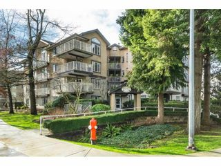 """Photo 2: 406 20288 54 Avenue in Langley: Langley City Condo for sale in """"Langley City"""" : MLS®# R2432392"""