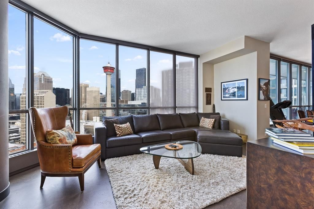 Main Photo: 2501 220 12 Avenue SE in Calgary: Beltline Apartment for sale : MLS®# A1106206