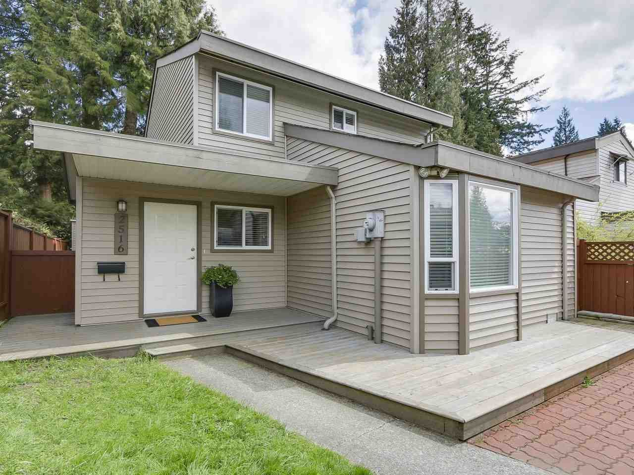 Main Photo: 2516 BURIAN Drive in Coquitlam: Coquitlam East House for sale : MLS®# R2161044