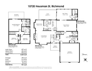 Photo 17: 10720 HOUSMAN Street in Richmond: Woodwards House for sale : MLS®# R2375846