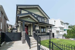 Photo 1: 125 N STRATFORD Avenue in Burnaby: Capitol Hill BN House for sale (Burnaby North)  : MLS®# R2208655