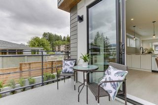 """Photo 6: 409 3021 ST GEORGE Street in Port Moody: Port Moody Centre Townhouse for sale in """"GEORGE by MARCON"""" : MLS®# R2604134"""