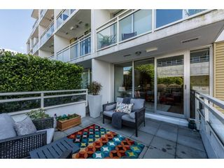 "Photo 16: 214 1635 W 3RD Avenue in Vancouver: False Creek Condo for sale in ""LUMEN"" (Vancouver West)  : MLS®# R2169810"