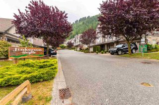 """Photo 37: 10 5900 JINKERSON Road in Chilliwack: Promontory Townhouse for sale in """"Jinkerson Heights"""" (Sardis)  : MLS®# R2589799"""