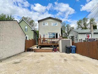 Photo 31: 279 ALBANY Street in Winnipeg: Deer Lodge Residential for sale (5E)  : MLS®# 202112609