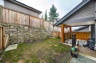 """Photo 33: 7 23539 GILKER HILL Road in Maple Ridge: Cottonwood MR Townhouse for sale in """"Kanaka Hill"""" : MLS®# R2530362"""