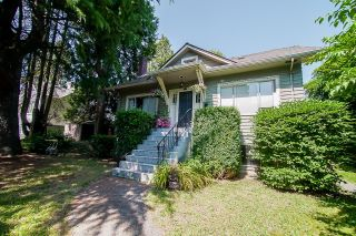 Photo 1: 807 SANGSTER Place in New Westminster: The Heights NW House for sale : MLS®# R2599538