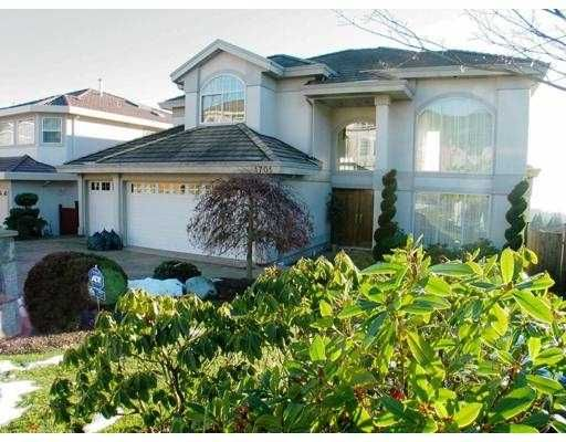 Main Photo: 1701 DEER'S LEAP PL in Coquitlam: Westwood Plateau House for sale : MLS®# V598414