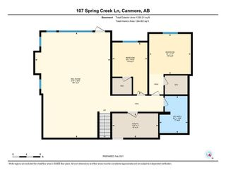 Photo 50: 107 Spring Creek Lane: Canmore Detached for sale : MLS®# A1068017
