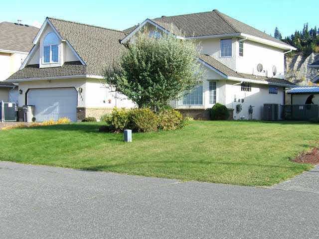 Main Photo: 864 ROLPH STREET in : Quesnel - Town House for sale : MLS®# N204432