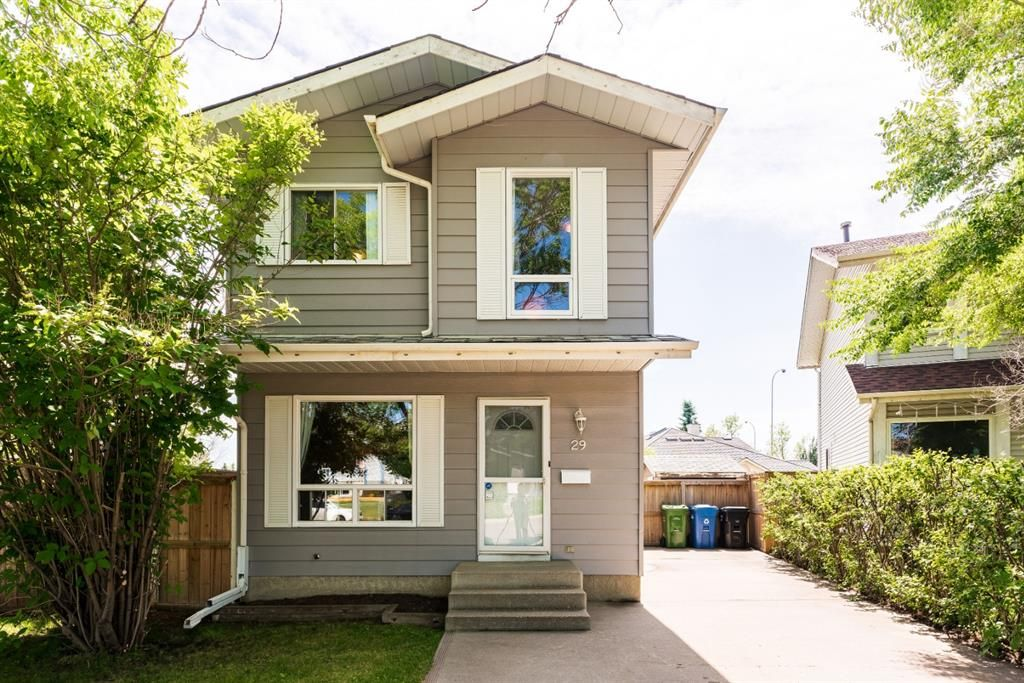 Main Photo: 29 EDGEBURN Crescent NW in Calgary: Edgemont Detached for sale : MLS®# A1012030