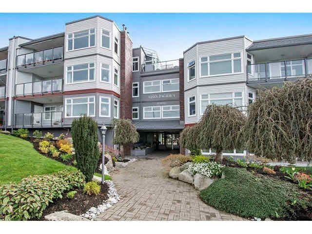 "Main Photo: 506 1220 FIR Street: White Rock Condo for sale in ""Vista Pacifica"" (South Surrey White Rock)  : MLS®# F1443164"