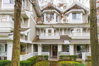 """Main Photo: 38 22000 SHARPE Avenue in Richmond: Hamilton RI Townhouse for sale in """"RICHMOND MEWS"""" : MLS®# R2536593"""