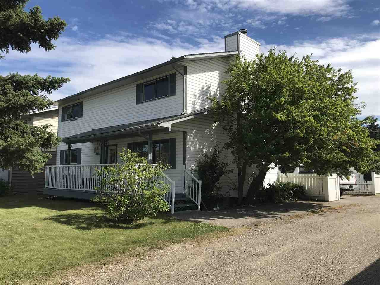 Main Photo: 11115 102 STREET in : Fort St. John - City NW House for sale : MLS®# R2485022