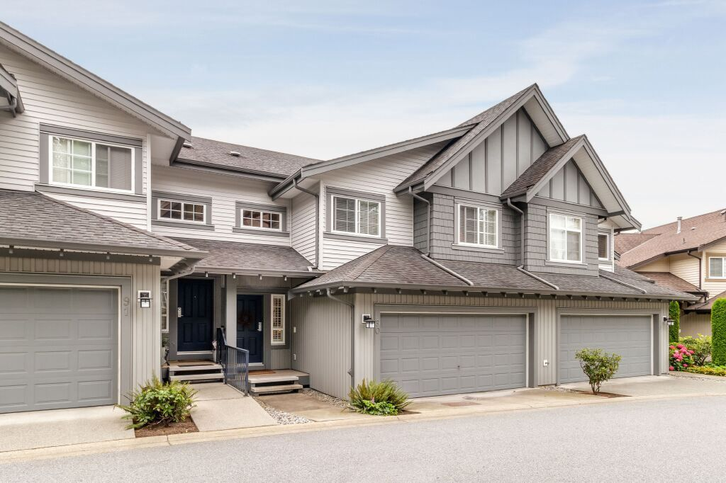 Main Photo: 90 2200 PANORAMA DRIVE in Port Moody: Heritage Woods PM Townhouse for sale : MLS®# R2393955