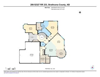 Photo 38: 288 52327 RGE RD 233: Rural Strathcona County House for sale : MLS®# E4220324