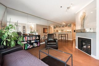 """Photo 4: 110 910 W 8TH Avenue in Vancouver: Fairview VW Condo for sale in """"RHAPSODY"""" (Vancouver West)  : MLS®# R2004570"""