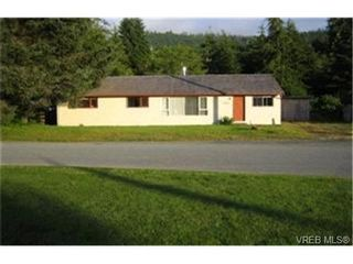 Photo 1:  in PORT RENFREW: Sk Port Renfrew House for sale (Sooke)  : MLS®# 379526