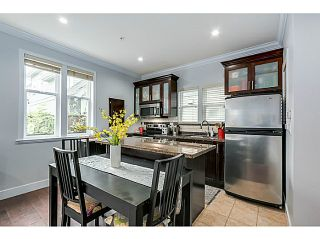 Photo 7: 4461 WELWYN ST in Vancouver: Victoria VE Condo for sale (Vancouver East)  : MLS®# V1091780