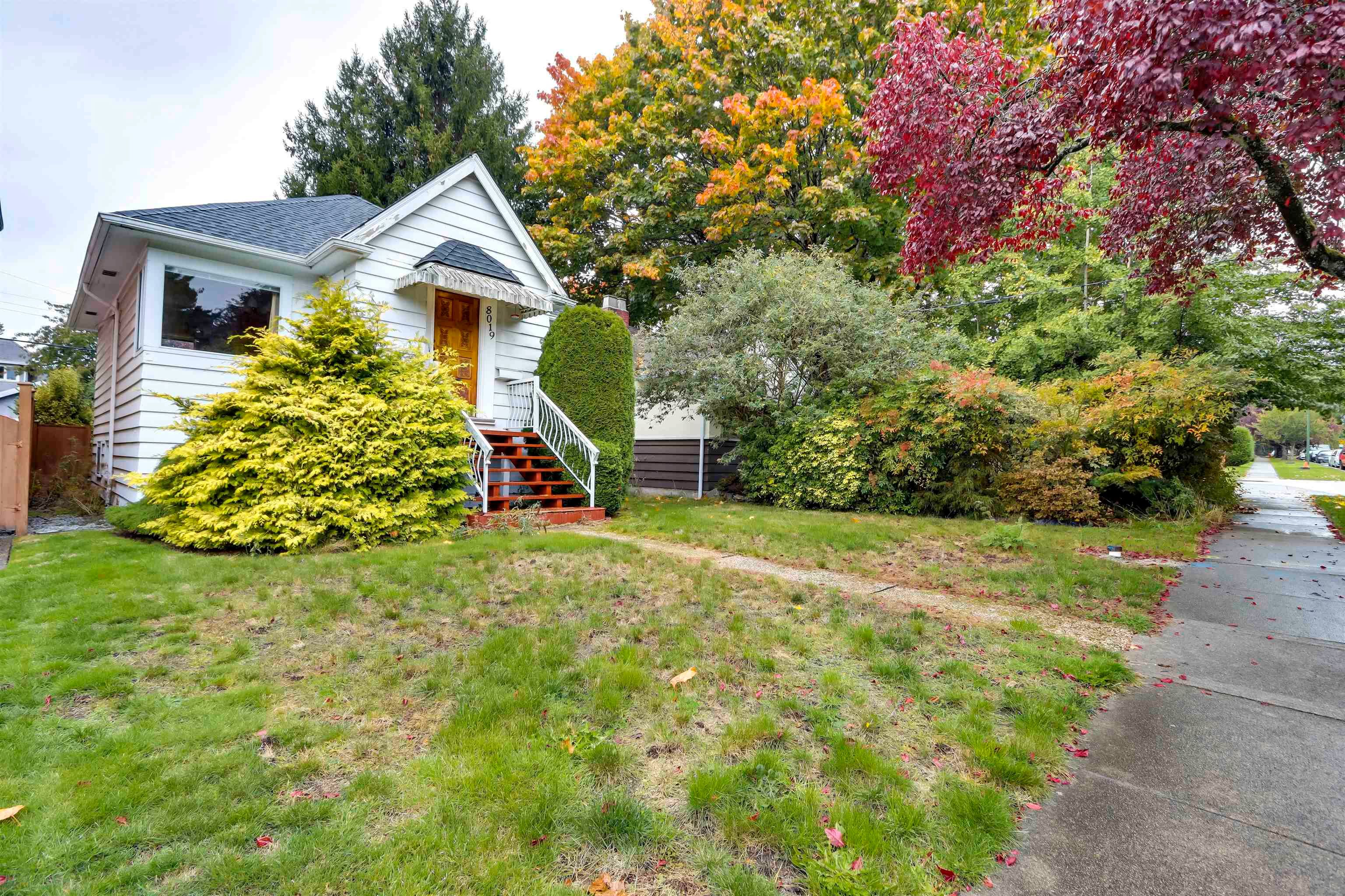 Main Photo: 8019 SHAUGHNESSY Street in Vancouver: Marpole House for sale (Vancouver West)  : MLS®# R2625511
