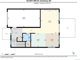 Photo 23: 123 2077 20th St in COURTENAY: CV Courtenay City Row/Townhouse for sale (Comox Valley)  : MLS®# 840030