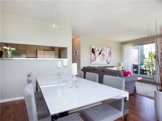 "Photo 7: 502 1508 MARINER Walk in Vancouver: False Creek Condo for sale in ""MARINER POINT"" (Vancouver West)  : MLS®# V1069887"