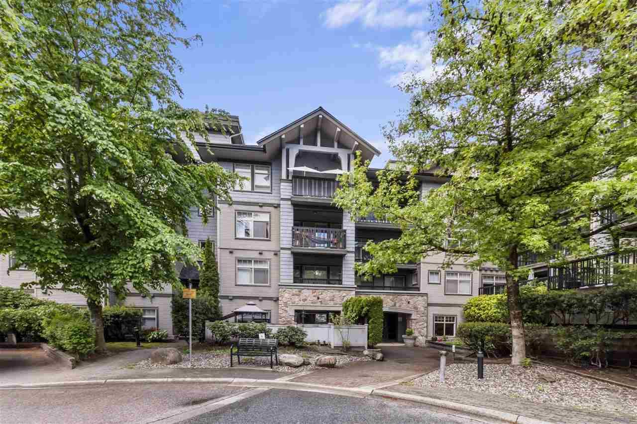 """Main Photo: 401 2988 SILVER SPRINGS Boulevard in Coquitlam: Westwood Plateau Condo for sale in """"TRILLIUM"""" : MLS®# R2578191"""