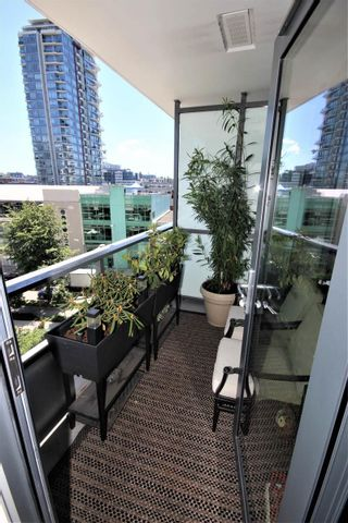 """Photo 19: 601 1688 PULLMAN PORTER Street in Vancouver: Mount Pleasant VE Condo for sale in """"NAVIO"""" (Vancouver East)  : MLS®# R2595723"""