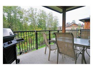 "Photo 9: 52 24185 106B Avenue in Maple Ridge: Albion Townhouse for sale in ""TRAILS EDGE"" : MLS®# V852572"