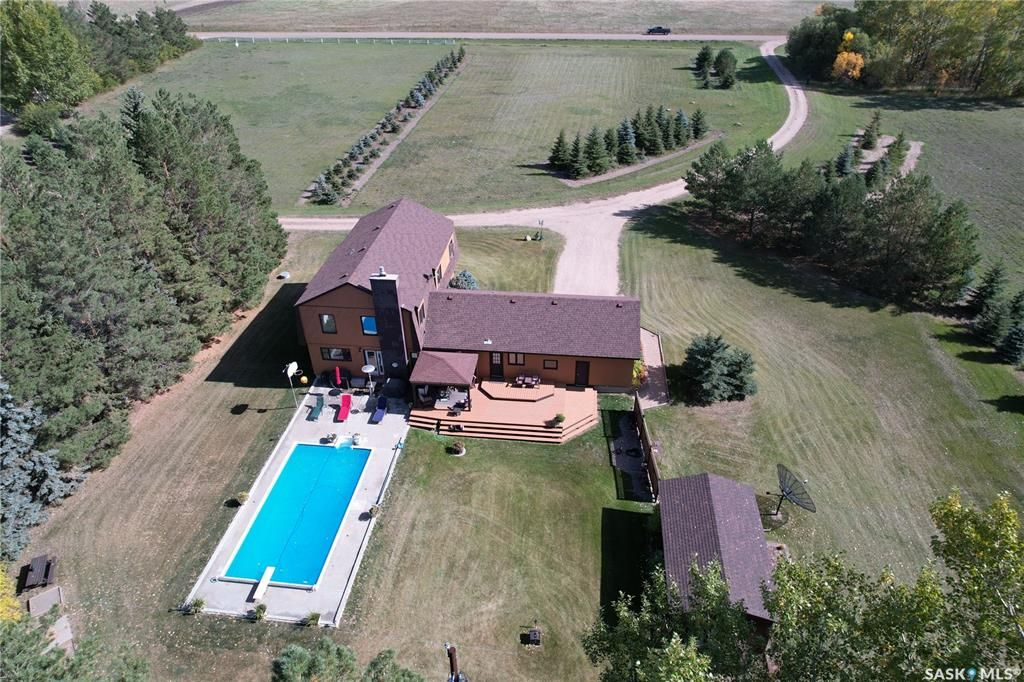 Main Photo: Pearson Acreage in Corman Park: Residential for sale (Corman Park Rm No. 344)  : MLS®# SK864651