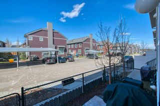 Photo 24: 182 Silverado Boulevard SW in Calgary: Silverado Row/Townhouse for sale : MLS®# A1102908