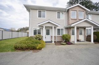 Photo 2: 16 46735 YALE Road in Chilliwack: Chilliwack E Young-Yale Townhouse for sale : MLS®# R2552694
