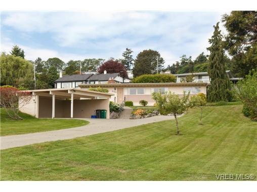 Main Photo: 3784 Mystic Lane in VICTORIA: SE Cadboro Bay House for sale (Saanich East)  : MLS®# 701554