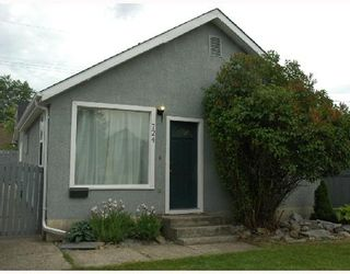 Photo 1: 724 JOHNSON Street in Prince_George: N72CE House for sale (PG City Central (Zone 72))  : MLS®# N173661