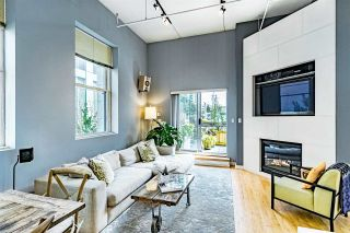 """Photo 5: 301 549 COLUMBIA Street in New Westminster: Downtown NW Condo for sale in """"C2C Lofts"""" : MLS®# R2590758"""